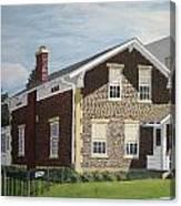 Rasey House Canvas Print