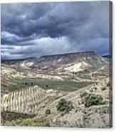 Rattlesnake Ridge Geological Site Canvas Print
