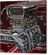 Raw Horsepower Canvas Print