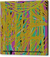 Razzledazzle Canvas Print