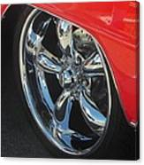 Real Red Nova Ss Canvas Print