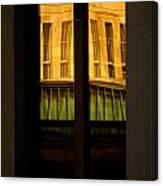 Rectangular Reflection Canvas Print