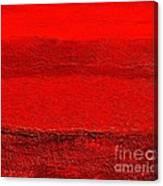 Red Ll Canvas Print