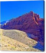 Red Rock Canyon 4 Canvas Print