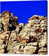 Red Rock Canyon 40 Canvas Print