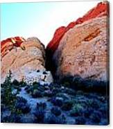 Red Rock Canyon 9 Canvas Print