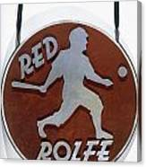 Red Rolfe (1908-1969) Canvas Print