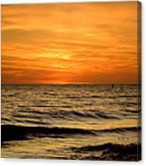Redington Beach Sunset Canvas Print