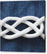 Reef Knot Canvas Print
