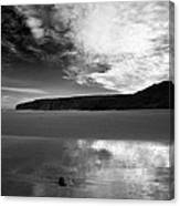 Reflection Of Sky Canvas Print