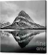 Reflections Of Grinnell Canvas Print