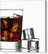 Refreshment Canvas Print