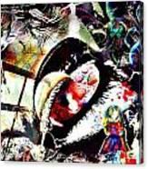 Regimen Of A Daydreamer  Canvas Print