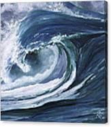 Rei Li 3 Canvas Print