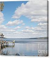 Resting Waters Canvas Print
