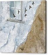 Return Flight Canvas Print
