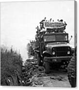 Return Of Pows During Operation Big Canvas Print