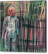Return Of Pumpkinhead Man Canvas Print