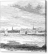 Rhode Island: Newport Canvas Print