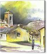 Ribera Del Duero In Spain 05 Canvas Print