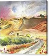 Ribera Del Duero In Spain 11 Canvas Print