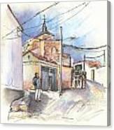 Ribera Del Duero In Spain 12 Canvas Print