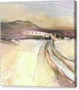 Ribera Del Duero In Spain 14 Canvas Print