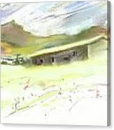 Ribera Del Duero In Spain 15 Canvas Print