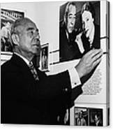 Richard Rodgers 1902-1979, American Canvas Print