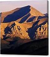 Richardson Mountains, Dempster Highway Canvas Print