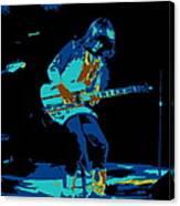 Cosmic Derringer In Spokane 1977 Canvas Print
