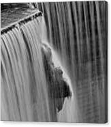 Rideau Falls Canvas Print