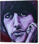 Ringo Star Canvas Print