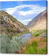 Rio Grande Colors Canvas Print