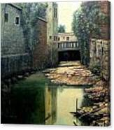 Rio Jigue Canvas Print