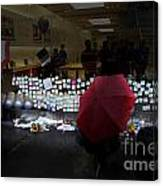 Rip Steve Jobs . October 5 2011 . San Francisco Apple Store Memorial 7dimg8558.highlighted Canvas Print