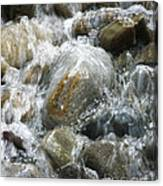 Rippling Water Canvas Print