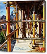 Rising Loisaida Canvas Print