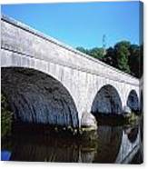 River Blackwater, Cappoquin, Co Canvas Print