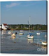 River Deben Estuary Canvas Print