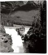 River Fall Part 1 Canvas Print