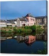 River Nore, Kilkenny, County Kilkenny Canvas Print