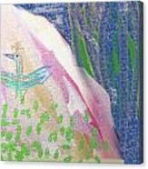 River Scene Canvas Print