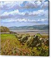 River Severn View Canvas Print