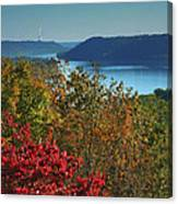 River View V Canvas Print