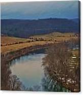 Riverbendmtn Canvas Print