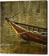 Rivers Regrets  Canvas Print