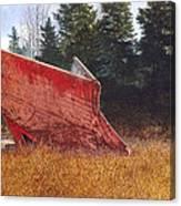 Road Warrior Canvas Print