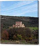Roadside Castle Canvas Print