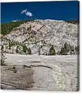 Roaring Mountain Panorama Canvas Print